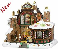 Lemax 85314 - Mrs Claus Kitchen - NEU 2018 -