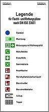 LEMAX® Aufkleber Minisymbole Legende nach DIN ISO
