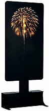 Lemax - Gelbes Feuerwerk - Beleuchtetes Accessoire