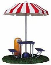 Lemax Karneval, Design: Picknick-Tisch