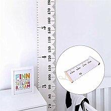 Lembeauty Kinder-Messlatte, Wandbehang Lineal,