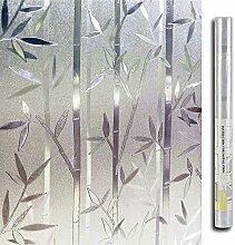 Lemon Cloud 3D Folie Fenster Sichtschutz 90x200