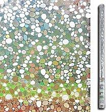 Lemon Cloud 3D Folie Fenster Sichtschutz folie