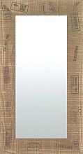 Lenfra Wandspiegel Nala, (1 St.) B/H/T: 58 cm x