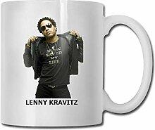 Lenny Kravitz Becher Persönlichkeit Kaffeetasse