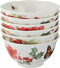 Lenox 880092  Butterfly Meadow Holiday Reisschale