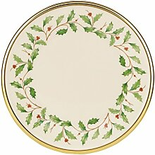 Lenox Platzset Bread Plate Single ivory and