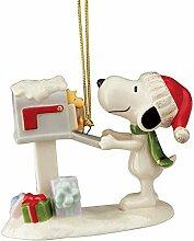Lenox Snoopy's Brief an den Weihnachtsmann, 14