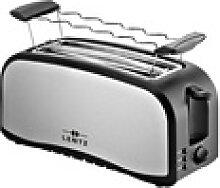 Lentz Toaster Toaster für 4 Scheiben, 1400 W