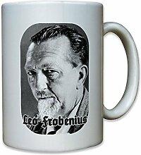 Leo Frobenius deutscher Ethnologie Preußen Foto Portrait - Tasse Kaffee Becher #12863
