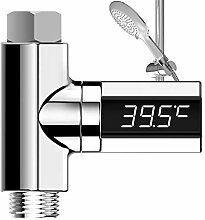 Leo565Tom Duschthermometer,Badethermometer Mit