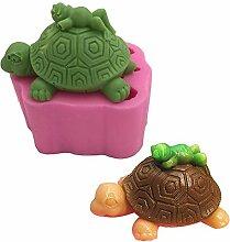 Leo565Tom großer Schildkrötenfrosch Tier 3D