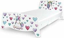 Leomark Einzelbett mit Lattenrost - SOPHIA -