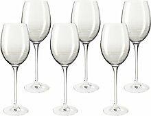 Leonardo 014883 Set 6 Weinglas Cheers,