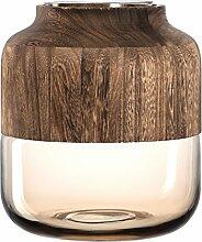LEONARDO 029903 COLLETTO Vase, Glas