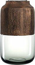 LEONARDO 029904 COLLETTO Vase, Glas