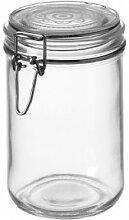 Leonardo 039668 Vorratsdose / Marmeladenglas - MARMELLATA - Bügelverschluß - 750 ml