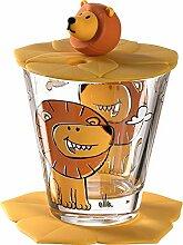 Leonardo Bambini Kinderglas, 3 teilig,