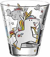 Leonardo Bambini Trink-Glas, Kinder-Becher aus