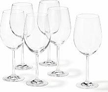 Leonardo Bordeauxglas Daily, Rotweingläser im