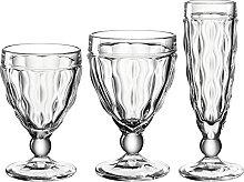 Leonardo Brindisi Kelch-Glas 12 er Set,