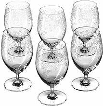 Leonardo Chateau Wasser-Glas, Saft-Gläser mit