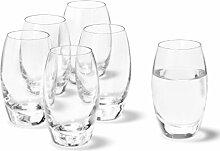 Leonardo Cheers Schnaps-Gläser, 6er Set,