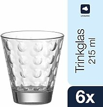 Leonardo Ciao Optic Wasser-Gläser, Trink-Becher