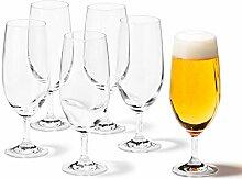 Leonardo Daily Bier-Gläser, Bier-Tulpe mit Stiel,