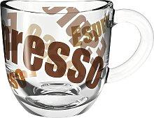 LEONARDO Espressotasse NAPOLI, (Set, 6 tlg.), 80