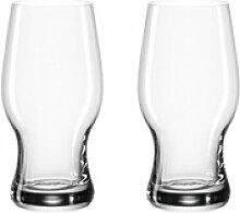 LEONARDO Gläser-Set Taverna Bierbecher 2er Set