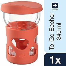 LEONARDO HOME 029267 IN GIRO To go Becher 340 ml