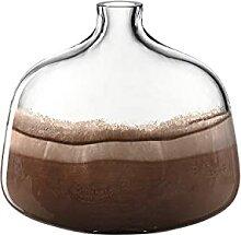 LEONARDO HOME 041669 Vase CASOLARE 24,5 cm braun,