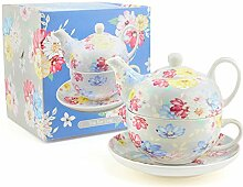 LEONARDO HOME Tea for one Set Blossom von Jennifer
