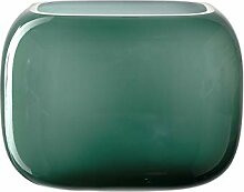 LEONARDO HOME Vase MILANO 13x18x14 cm mint 041662,