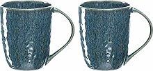 Leonardo Matera Keramik-Tassen 2-er Set,