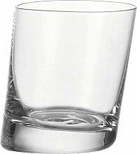 Leonardo Pisa Trink-Glas, Trink-Becher aus Glas im