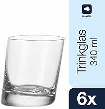 Leonardo Pisa Trink-Glas, Trink-Becher im