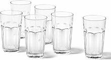 Leonardo Rock Longdrink-Glas, Trink-Becher aus