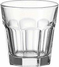 Leonardo Rock Wasser-Gläser, 6er Set,