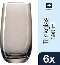 Leonardo Sora Trink-Glas, hochwertiges Wasser-Glas