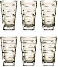 Leonardo Vario Trink-Gläser, 6er Set,