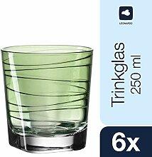 Leonardo Vario Wasser-Gläser 6er Set,