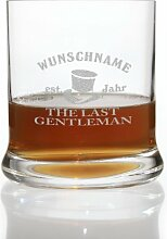 Leonardo Whisky Glas mit Gratis Gravur des Namens