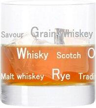 LEONARDO Whiskyglas Becher, mit Gravur, Stil 01,