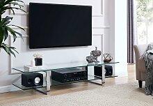 Leonique TV-Board Colmar, mit zwei