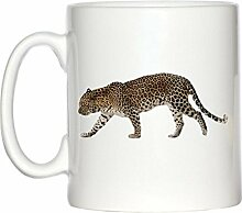 Leoparden Bild Design Becher