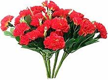 Leoyoubei Blumenstrauß aus künstlichen