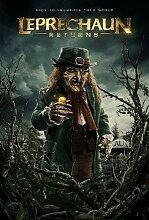 Leprechaun Returns - Film Poster Plakat Drucken