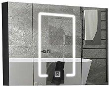 LERDBT Spiegelschränke fürs Bad Anti-Fog